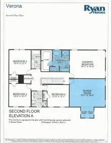 Ryan Homes Ohio Floor Plans by Ryan Homes Ohio Floor Plans House Design Plans