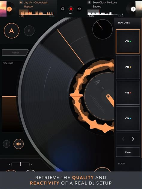 edjing apk edjing scratch digital vinyl 187 apk thing android apps free