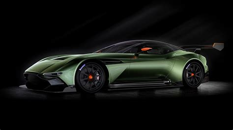 Aston Martin Cars by Aston Martin Vulcan Unveiled 24 Track Day Cars