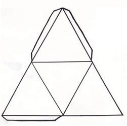 le aus papier selber basteln moderne weihnachtsdeko selber basteln 40 kreative ideen