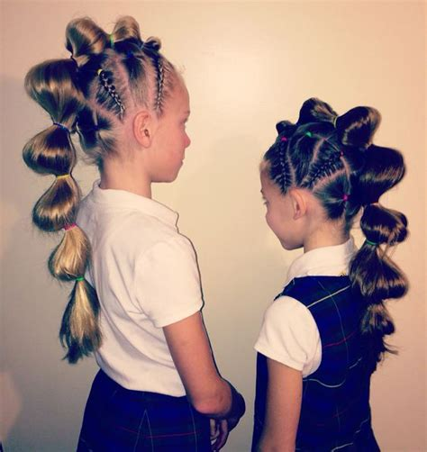 30 ideas for hair day at school for 30 hair day ideas for stay at home