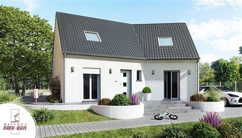 Plain Pied Ou Etage Moins Cher by Maison Versiere R 1 Pour Petits Budgets