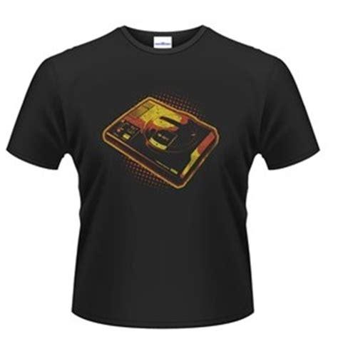 Sega T Shirt official sega t shirt retro megadrive buy on offer