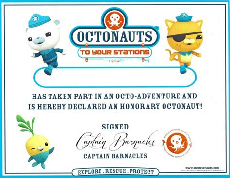octonauts templates octonauts birthday goodie bag ideas free