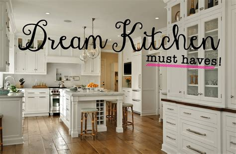 Kitchen Cabinet Must Haves My Kitchen As Told By Pinterest Happy Are The Prettiest