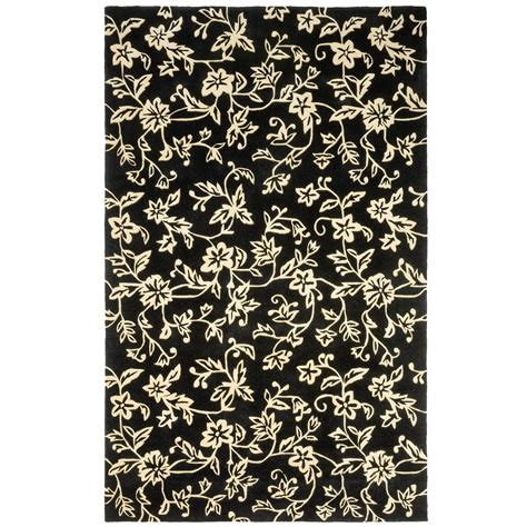 Damask Area Rug Hri Damask Collection Area Rug Tufted Wool 8x11 Save 53