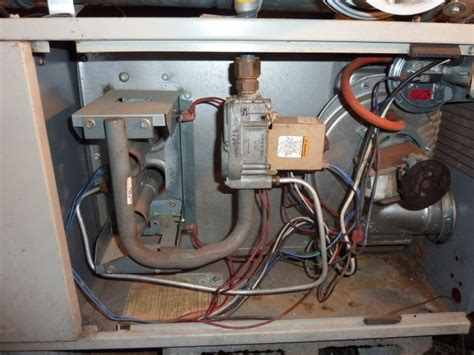 lighting a gas furnace gas furnace pilot light iron blog