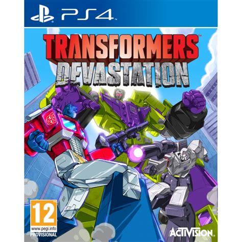 Ps4 Transformers Devastation transformers devastation ps4 nzgameshop