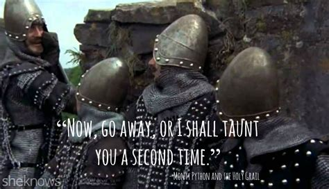 monty python quotes holy grail monty python and the holy grail quotes quotesgram