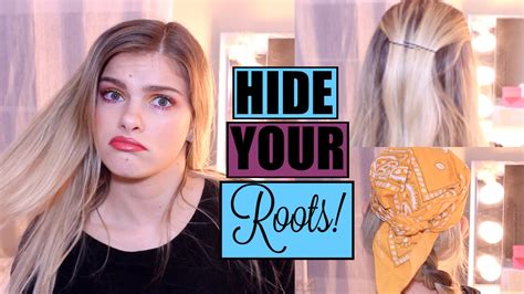 hairstyle to hide grey roots best hairstyles to hide gray roots hair hacks 10