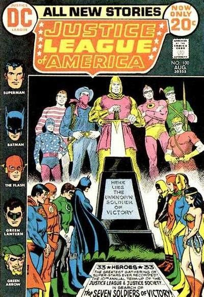 justice league of america b071vwh4kk justice league of america vol 1 100 dc database fandom powered by wikia
