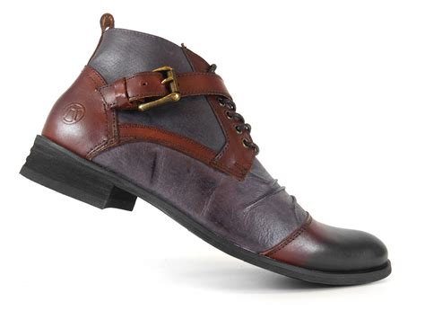 Chaussures Randonnée Hommes by Chaussure Homme Habill 233 E Cuir Kdopa