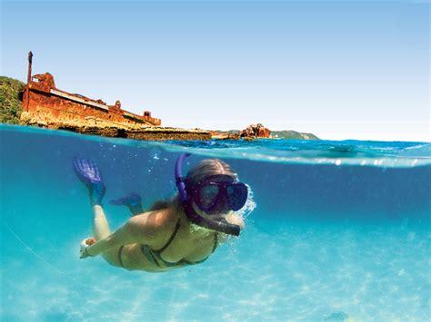 catamaran hire moreton island win a wrecks adventure tour on the gold coast valued at 149