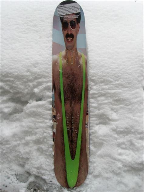 Banana Hammock Borat lib tech radcollector