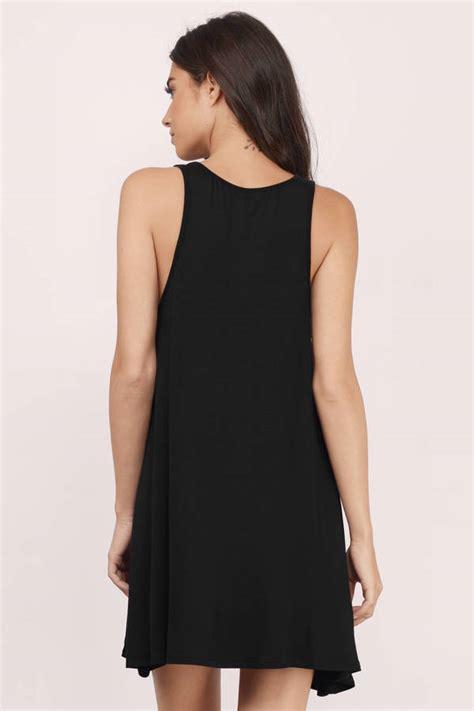 black day dress black dress sleeveless dress 44 00