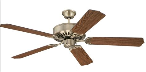 craftmade ceiling fan parts craftmade pro builder ceiling fan model c52ab in antique brass