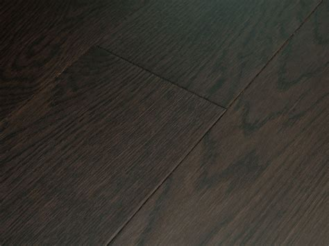 oak charcoal matte contemporary hardwood flooring toronto by coswick hardwood inc