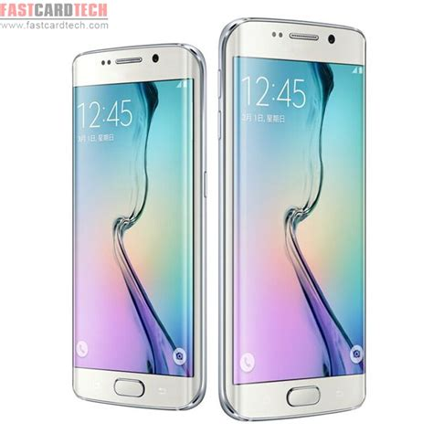 Samsung S8 Edge Hdc Samsung Galaxy S6 Edge Clone Is Pretty Well Done Hdc S6 Edge Costs 239 99 And Has Midrange