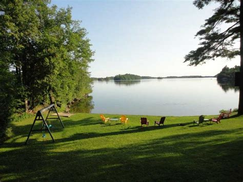 cranberry lake cottages