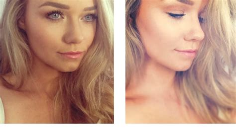 natural pretty makeup tutorial pretty natural and glowing makeup tutorial w benefit