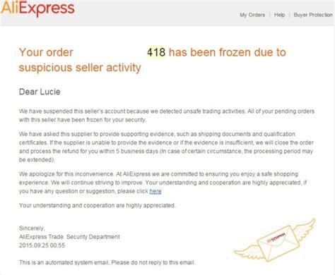 aliexpress cancel order 16 co znamen 225 zmrazen 225 objedn 225 vka na aliexpress frozen