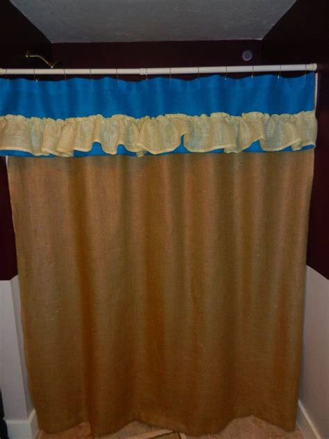 jute shower curtain 25 best ideas about burlap shower curtains on pinterest