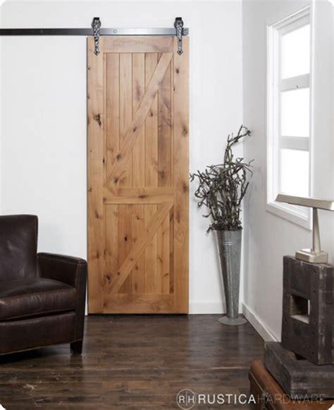 Simple Home Art Decor Ideas reclaimed wood barn door