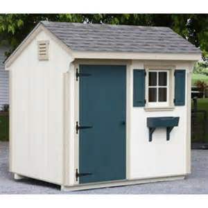 lancaster county barns 10 x 6 ft quaker storage shed