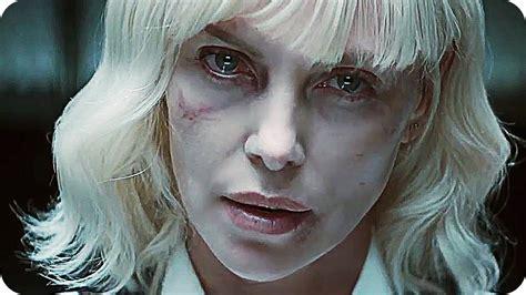 film actress blonde hair atomic blonde red band trailer 2017 charlize theron