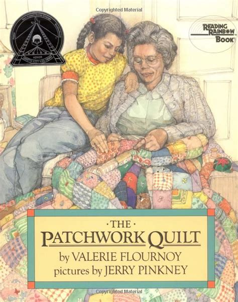The Patchwork Quilt By Valerie Flournoy - 1986 coretta king book for illustrator the