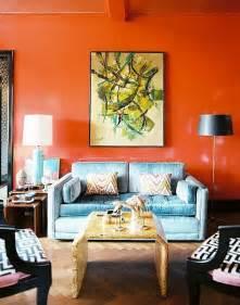 Living Room Decorating Ideas Orange Walls Paint Walls Paint Ideas For Orange Wall Design