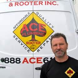 ace plumbing and rooter plumbing parkside san