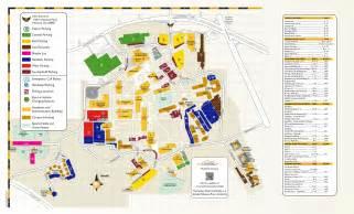 Kennesaw State University Map by Ksu Campus Maps