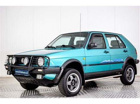 volkswagen 4x4 for sale 1992 volkswagen golf mk2 syncro country 4x4 for sale car