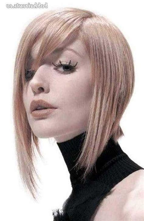 funky asymetrc bob hairsyles photo gallery of asymmetrical bob hairstyles for beautiful