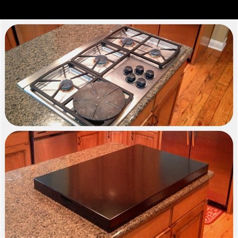 cooktop covers 14 best images about stove covers on butcher