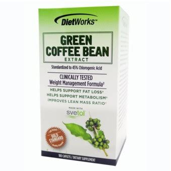 Green Bean Coffee Diet diet works green coffee bean extract 180 caplets lazada ph