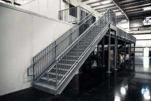 Handrails For Steps Prefabricated Metal Stairs Aluminum Steps Amp Work