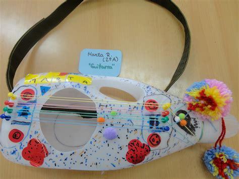 instrumentos musicales para ni 241 os reciclados buscar con musikeando en el cole instrumentos con material reciclado