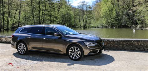 renault talisman estate renault talisman estate le statutaire break 171 made in
