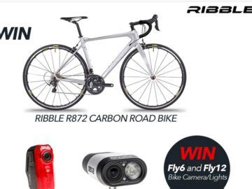 Road Bike Giveaway - ribble carbon road bike sweepstakes
