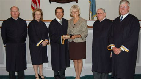 Deleware Judiciary Search Delaware Supreme Court Justice Carolyn Berger To Step