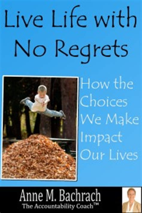 live your with no regrets books your special has come early check it out before