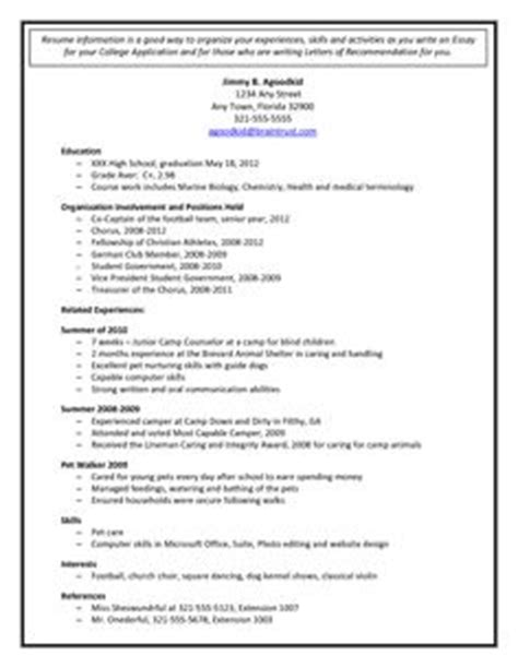 resume for college fair 28 images resume tips career fair sle resume of college student