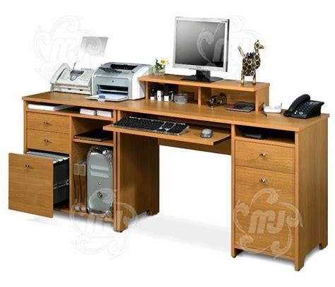 Meja Kerja Komputer meja komputer kantor minimalis mebel jati jepara mebel