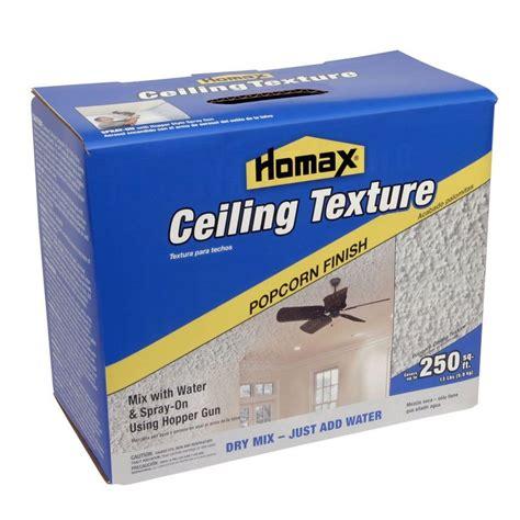 Homax Ceiling Texture Popcorn by Homax 13 Lb Mix Popcorn Ceiling Texture 8560 30 The