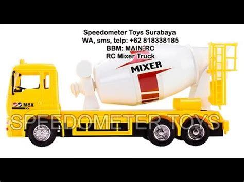 Mainan Anak Truck Aquarium Murah jual mainan anak murah rc alat berat mixer truck
