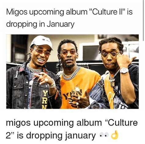 Migos Meme - migos upcoming album culture il is dropping in january