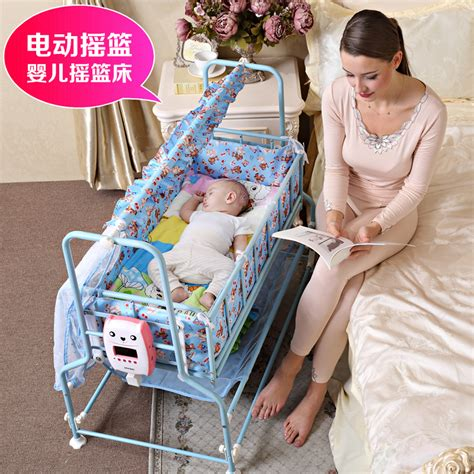 automatic swing baby cradle intelligent automatic swing baby cradle bed baby crib