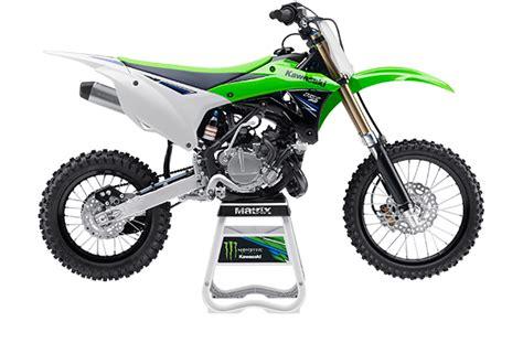 85cc motocross bike kawasaki kx85 motocross image 3